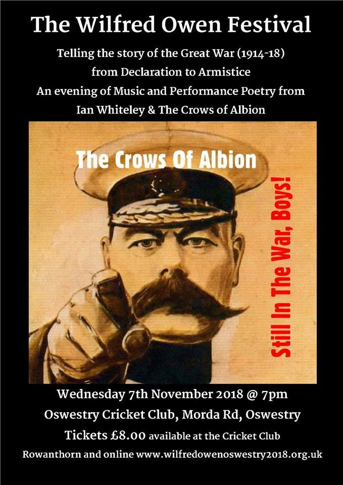 The Crows of Albion