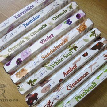 *Stamford Incense Sticks