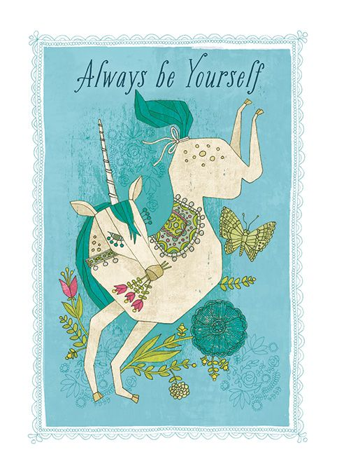 DG111 Always Be Yourself