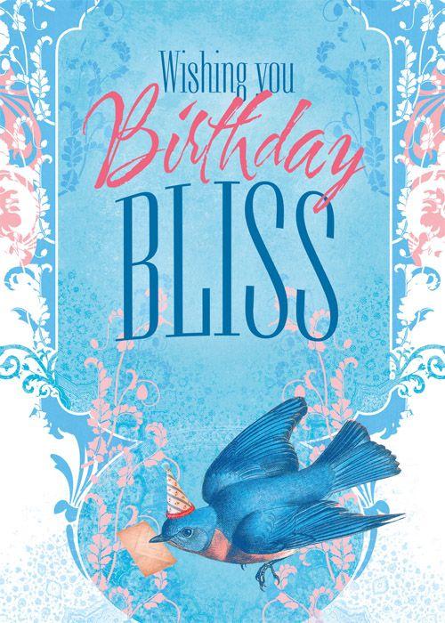 Wishing You Birthday Bliss