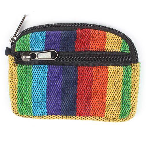 Gheri woven purse/case