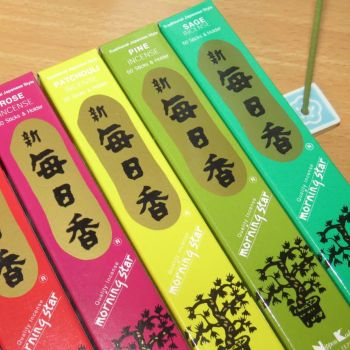 Morning Star (Japanese Incense)