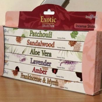 Stamford Incense Pack - Exotic Collection