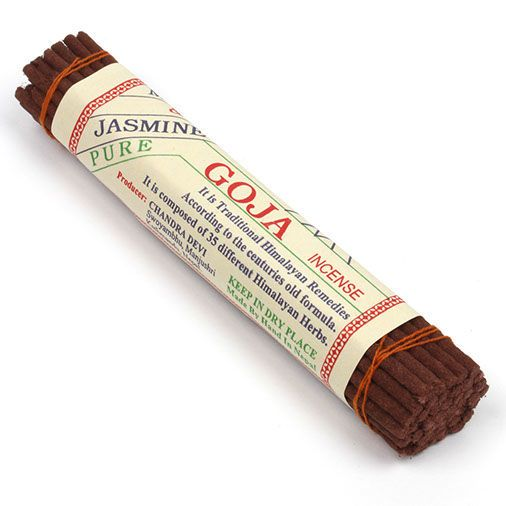 Tibetan incense Goja - Musk and Jasmine