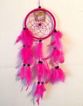 Dreamcatcher (Pink) 11.5cm
