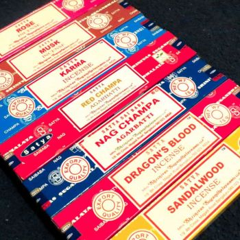 *Nag Champa Satya Incense Sticks