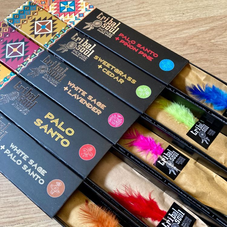 Tribal Soul Incense Sticks