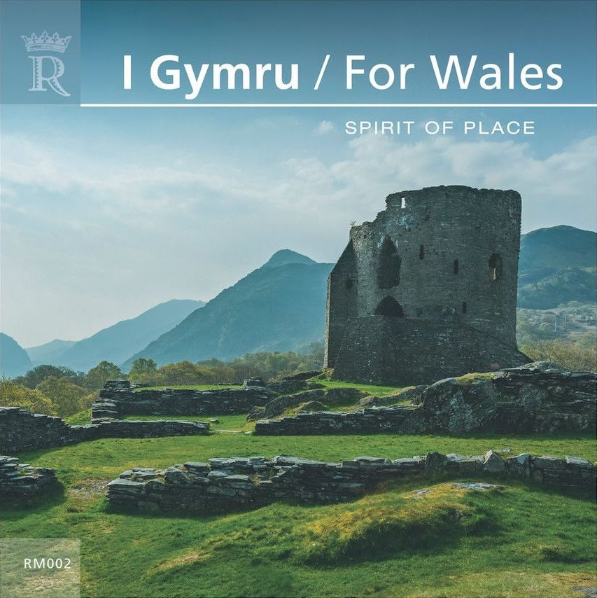 'I Gymru / For Wales' - Spirit Of Place (pre-order)