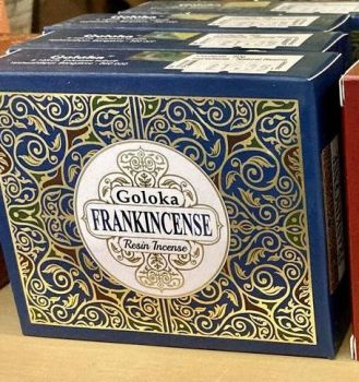 Frankincense resin incense (50g)