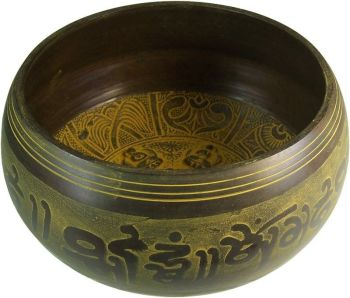 Extra Loud - Singing Bowl - Five Buddha