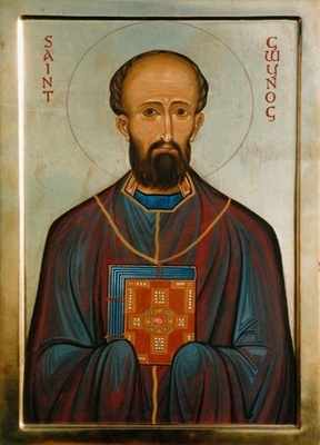 Saint Gwynog of Wales