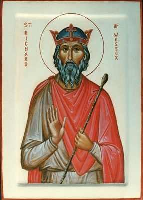 Saint Richard, King of Wessex