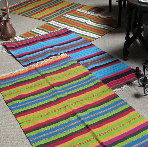 Fair Trade rugs Rowanthorn Oswestry