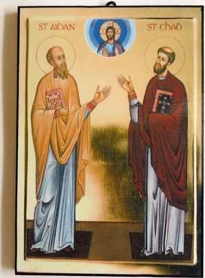 Saint Aidan and Saint Chad
