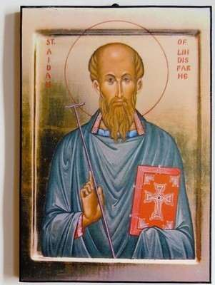 Saint Aidan of Lindisfarne