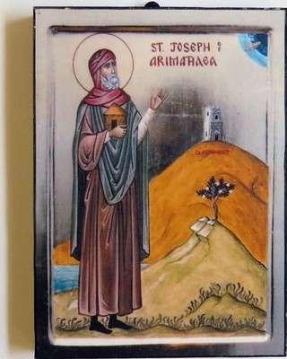 Saint Joseph of Arimathaea