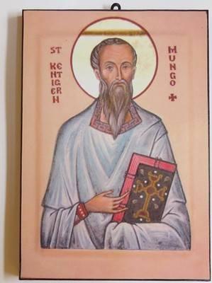Saint Kentigern (Mungo)