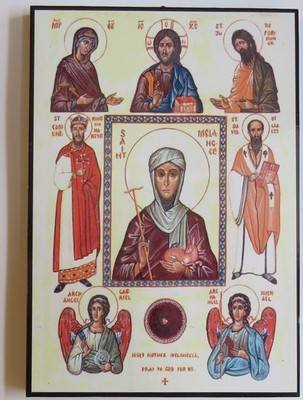 Saint Melangell (2)
