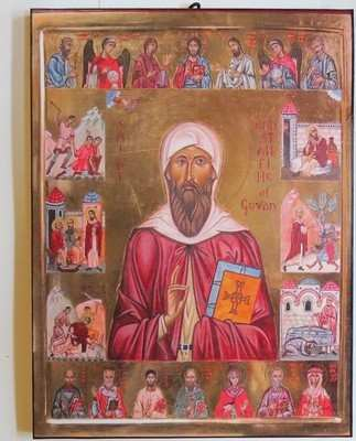 Saint Constantine of Govan (2)