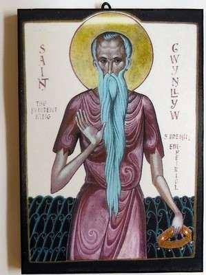 Saint Gwynllyw of Wales