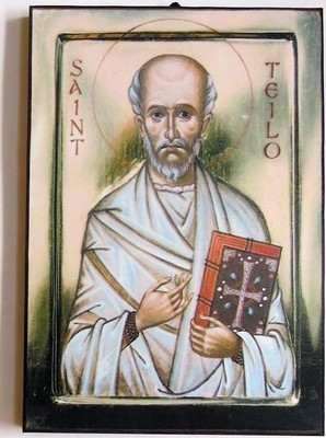 Saint Teilo