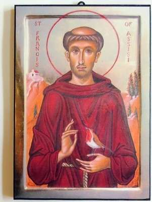 Saint Francis of Assisi (1)