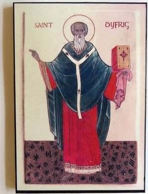 Saint Dyfrig, Bishop of Ergyng