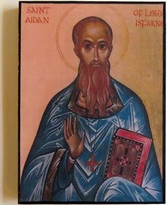 Saint Aidan of Lindisfarne (2)