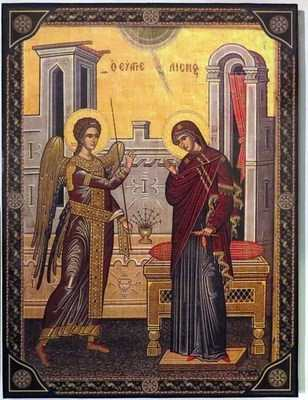 The Annunciation (2)