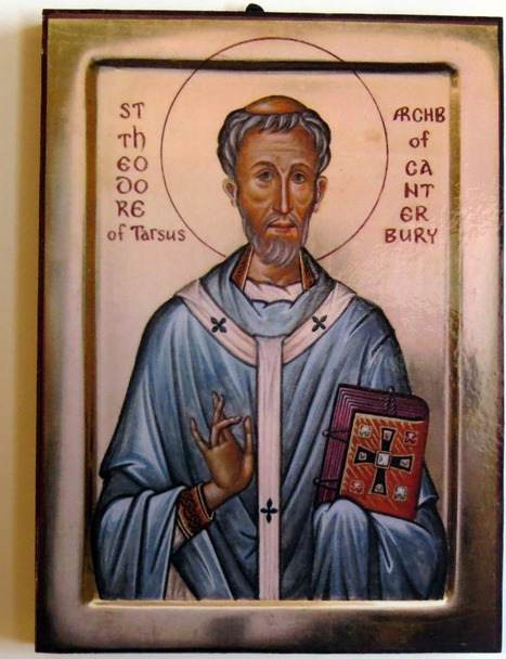 Saint Theodore of Tarsus