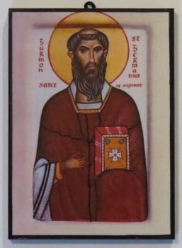 Saint Garmon / Germanus of Auxerre