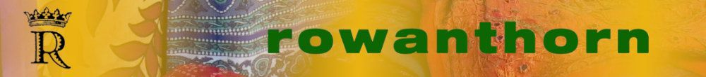 Rowanthorn, site logo.