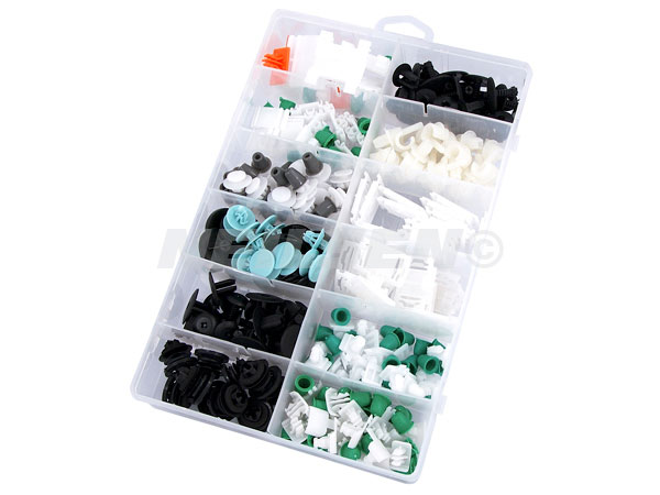 Trim Clip Assortment Box Audi