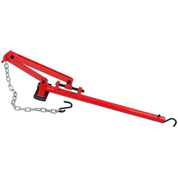Wishbone Lever Tool With Chain