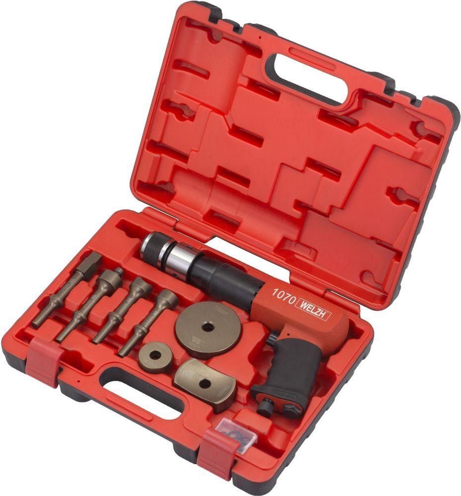 Vibration Hammer & 9-Piece Special Adaptor Set