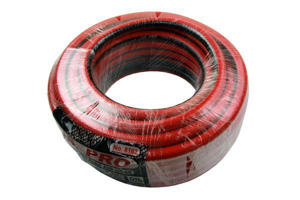 US PRO 10MM X 15 MTRS RED TOUGH FLEX AIR HOSE 20 BAR OIL RESIST