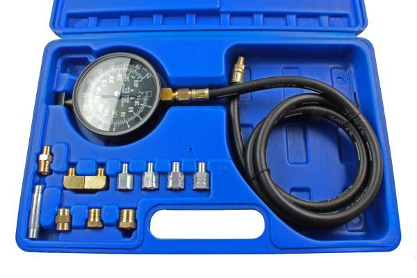 US PRO AUTO TRANSMISSION AND ENGINE OIL PRESSURE TESTER
