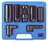 7 PCS Car Oxygen Sensor Socket Set