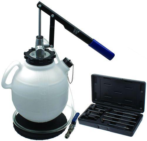 Gear Box Oil Filler Device