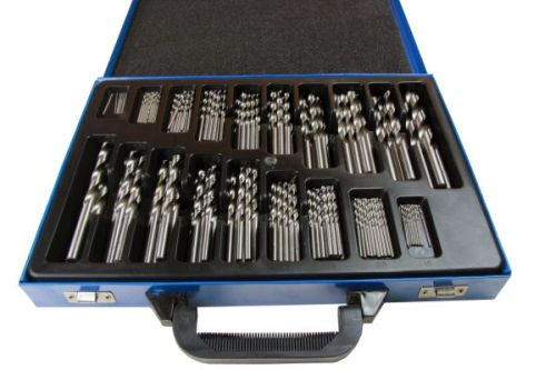 BERGEN 170PC HSS METRIC DRILL BITS SET