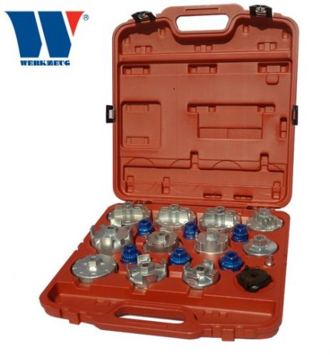 Welzh Werkzuege 19-Piece Generation 2 Oil Filter Kit