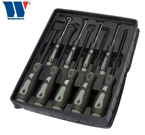 Welzh Werkzeug 9-Piece Needle and Hook Set
