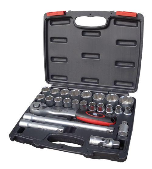 Welzh Werkzeug 24-Piece 1/2dr Socket Set