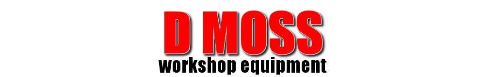 D MOSS, site logo.