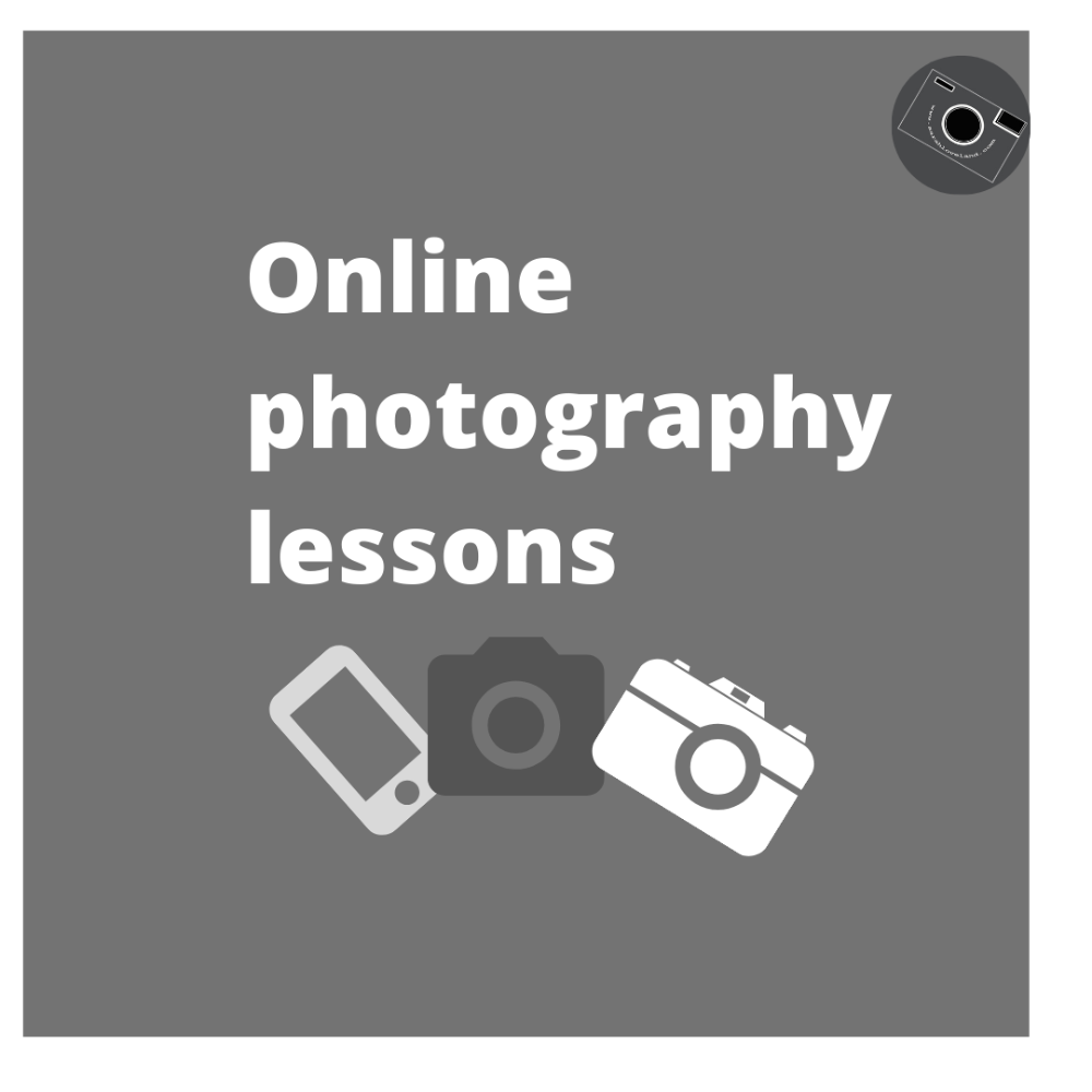 Photography help by video call