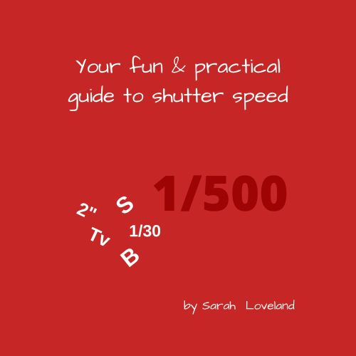 Fun and practical guide to shutter speed