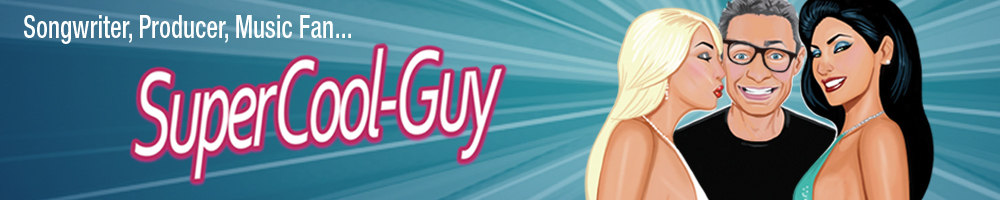 SuperCool-Guy, site logo.
