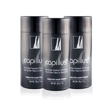 Capillus - Keratin Hair Fibers