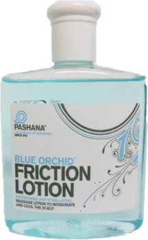 Pashana Friction Lotion Blue Orchid