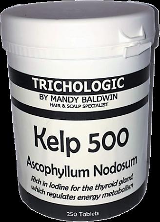 Tablets Kelp 500 - Ascophyllum Nodosum